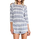Dolce Vita Striped Romper