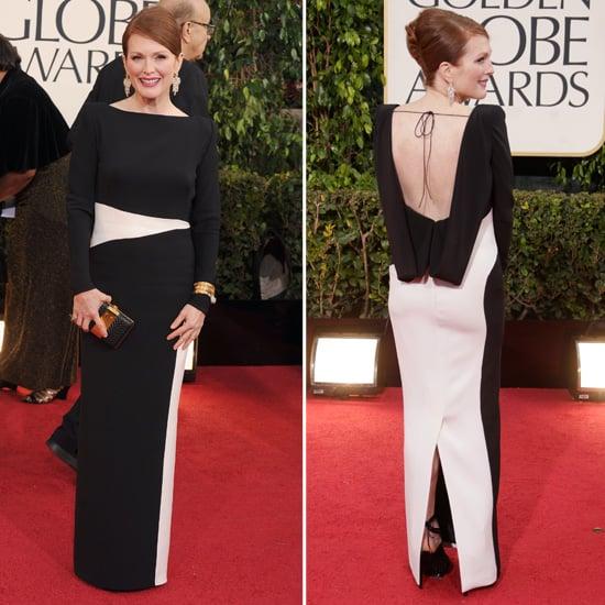 Julianne Moore | Golden Globes Red Carpet Fashion 2013