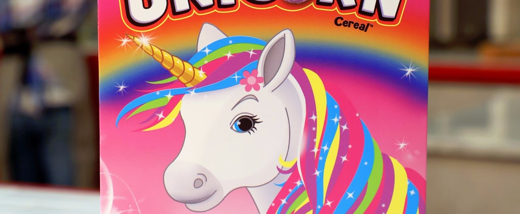 "Kellogg's Unicorn Cereal Is Officially on Shelves — and It Tastes Like ""Magic Cupcakes"""