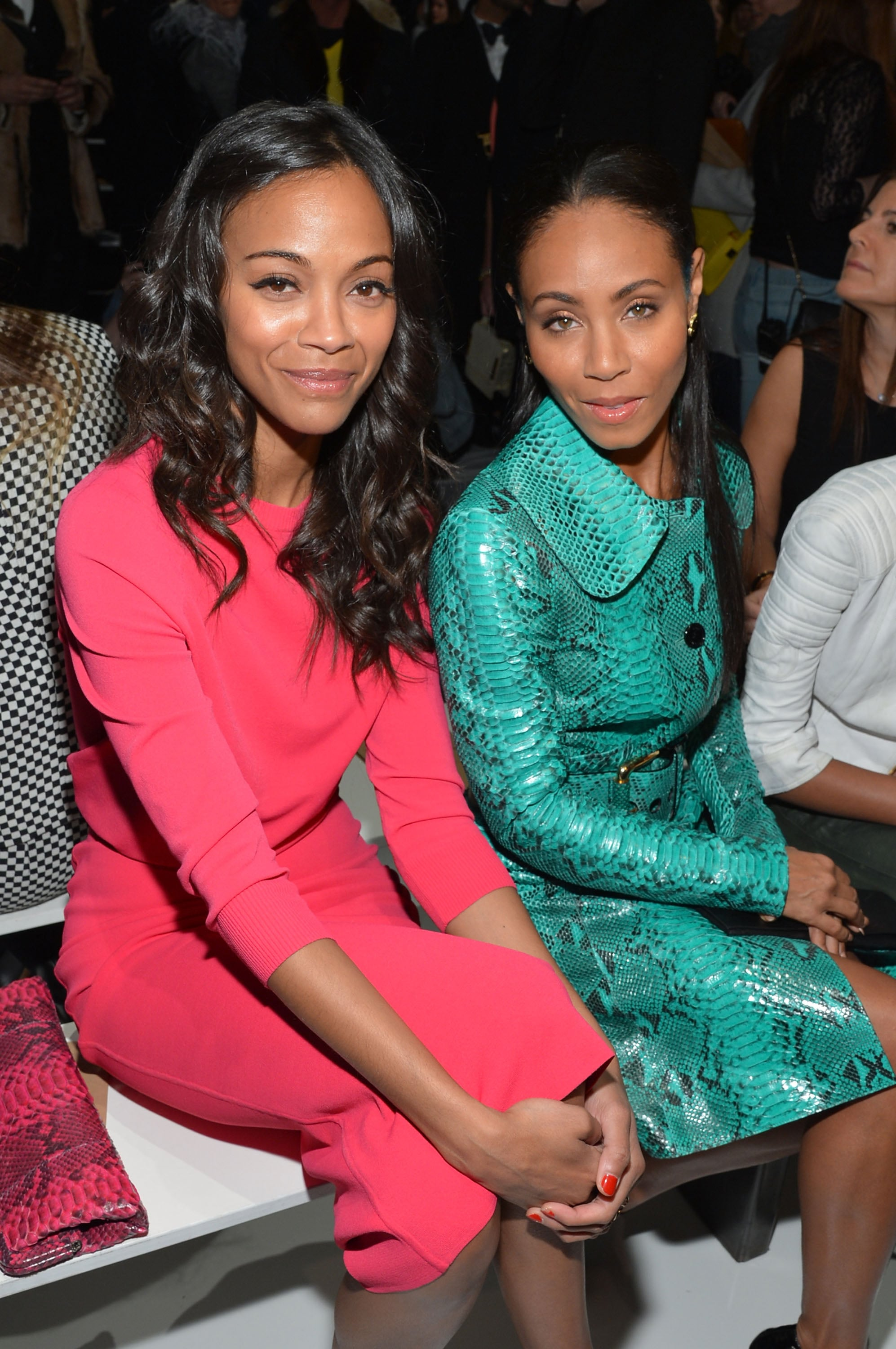 jada pinkett smith and zoe saldana - photo #1