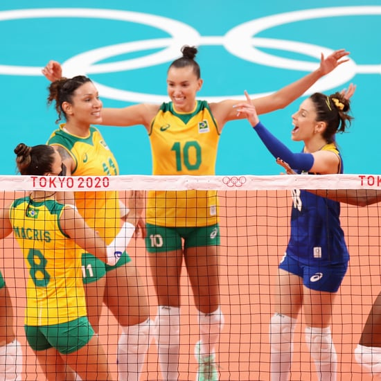 Why 1 Volleyball Player Wears a Different Colored Jersey