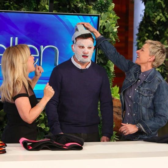 Jimmy Kimmel on The Ellen DeGeneres Show February 2017