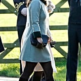 Pippa Also Looked Extremely Chic