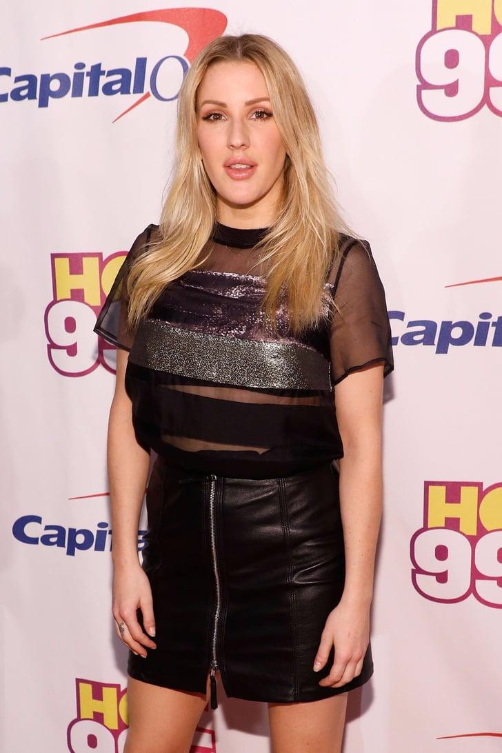 How Ellie Goulding Stays Healthy 2017 Popsugar Fitness