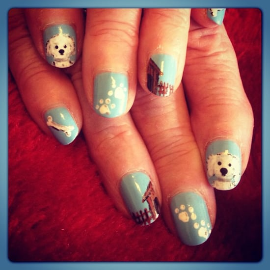 - Dog Nail Art Designs POPSUGAR Beauty