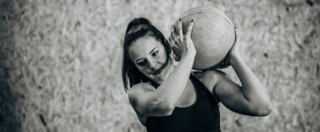 35-Minute CrossFit AMRAP Workout With Jumping Rope