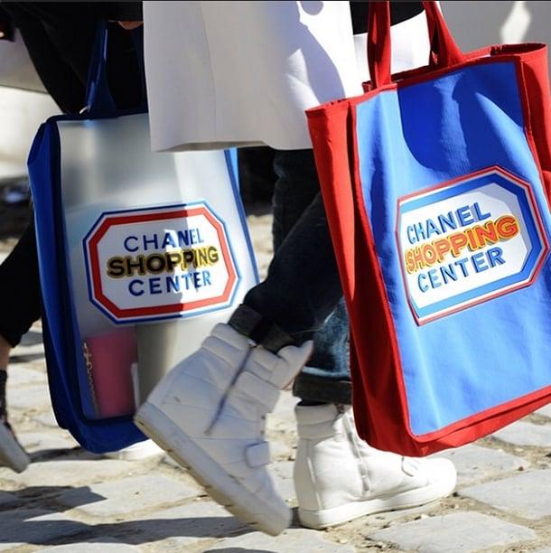Autumn/Winter 2014 Shopping Bags