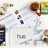Hue. Adult Coloring Books