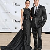 Cristen Barker and Nigel Barker at the American Ballet Theatre's Opening Night Gala in New York. Source: Will Ragozzno/BFAnyc.com