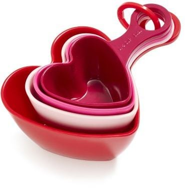 Heart shaped kitchen tools popsugar food for Table 52 valentine s day