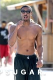 These Shirtless Photos of Michael B. Jordan Will Make You Want to Lick Your Screen
