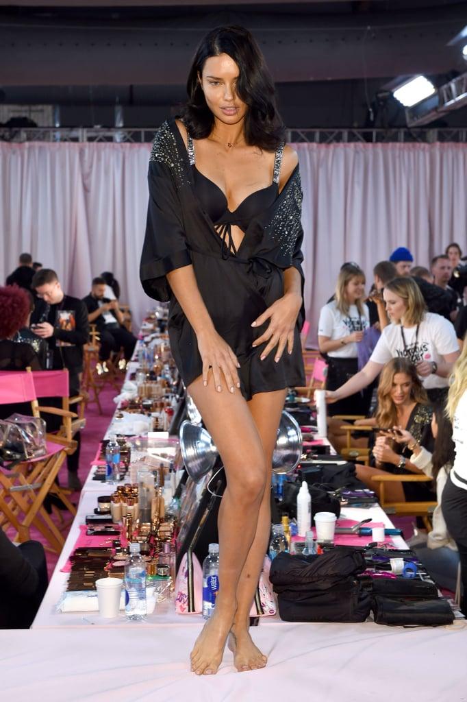 0935d999d5 Adriana Lima s Last Victoria s Secret Show 2018