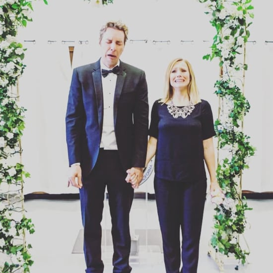 Kristen Bell's Congratulates Dax Shepard on Sobriety 2018
