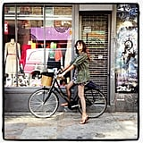 Bike Along Brick Lane