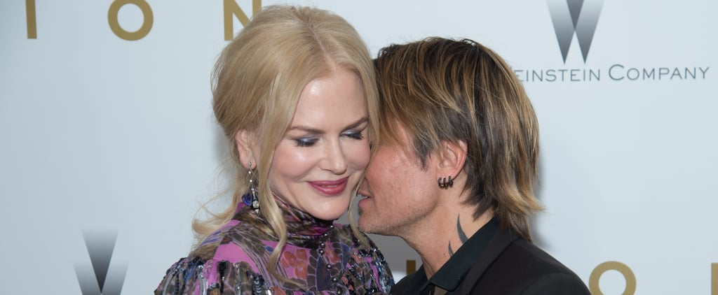 Nicole Kidman and Keith Urban Whisper Sweet Nothings Into Each Other's Ears on the Red Carpet