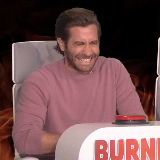 "Jake Gyllenhaal ""Burning Questions"" on The Ellen Show Video"