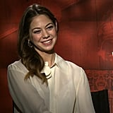 "Analeigh Tipton Says She's Interested in ""Brave"" Fifty Shades of Grey Role"