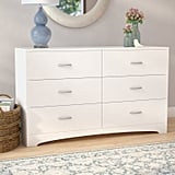 Poulson Six-Drawer Dresser