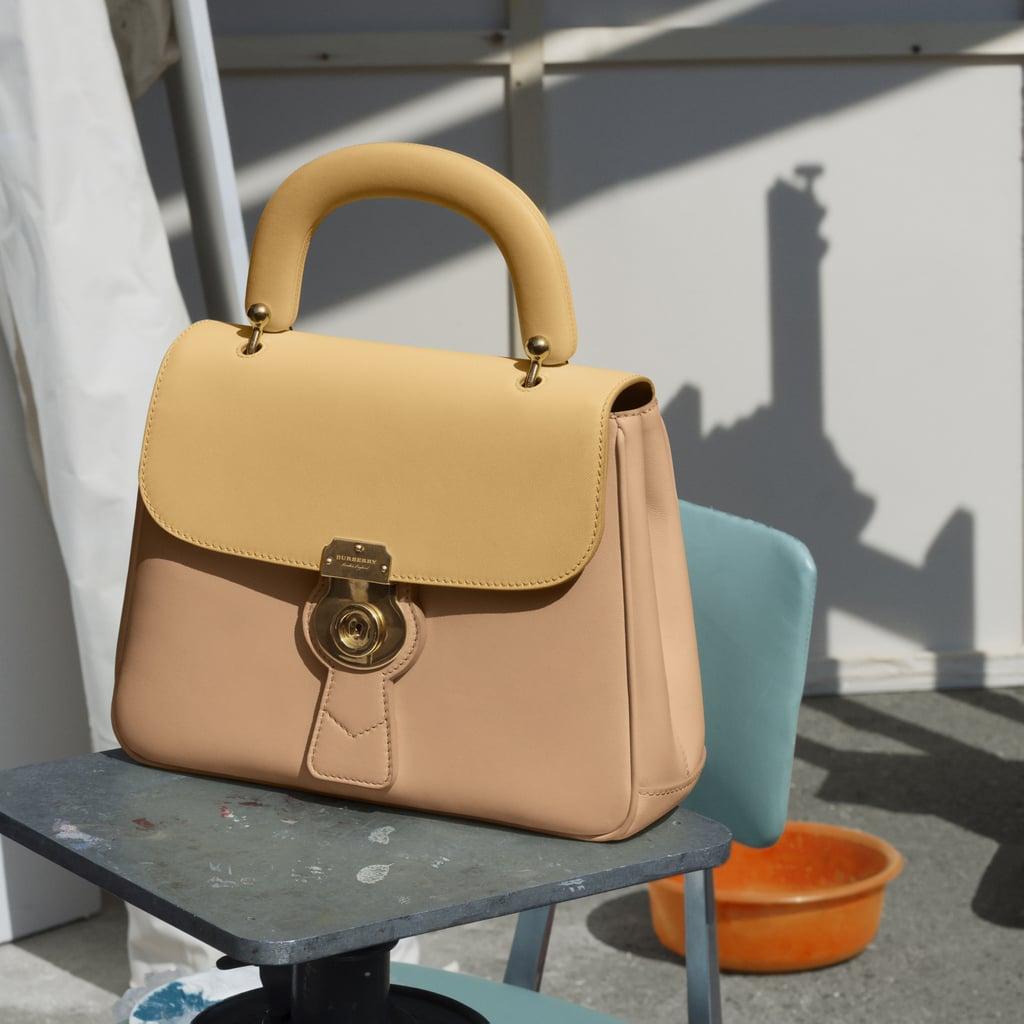 Burberry The Medium DK88 Top Handle Bag ($2,495)