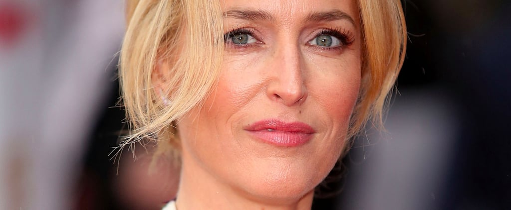 Is Gillian Anderson British or American?