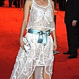 Diane Kruger at the 2005 BAFTA Film Awards