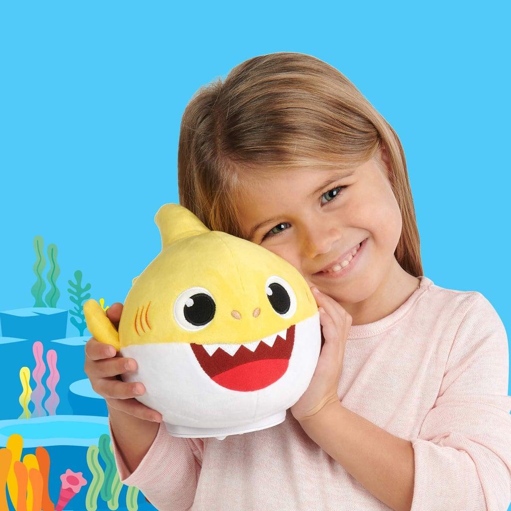 Pinkfong Baby Shark Official Dancing Doll —Baby Shark ($30)