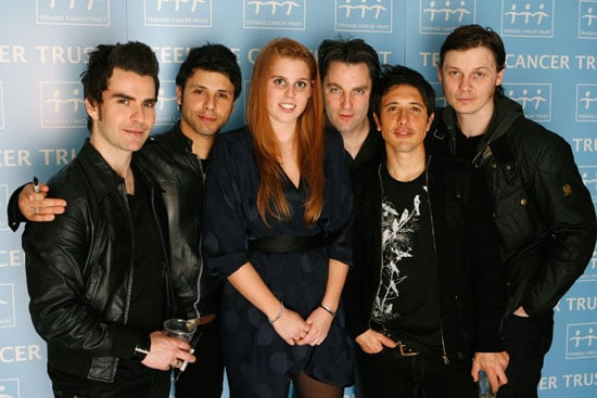 27/03/2009 Stereophonics and Princess Beatrice
