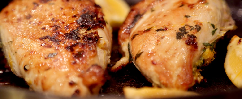 Chrissy Teigen's Brick Chicken Recipe