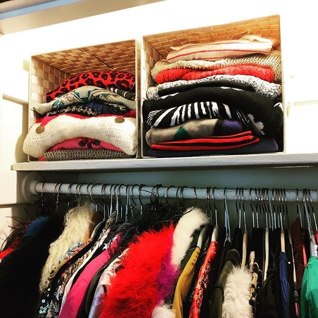 Closet Ideas From Instagram | POPSUGAR Home