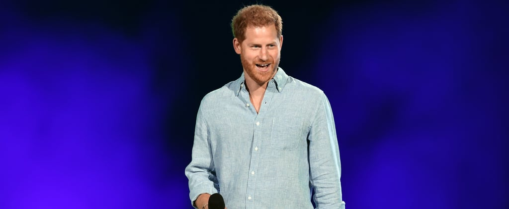 Prince Harry Quotes on Baby Lili and 2 Kids Being a Juggle