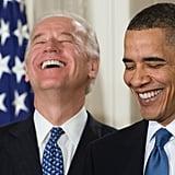 That Time Barack Finally Got a Good Joke In