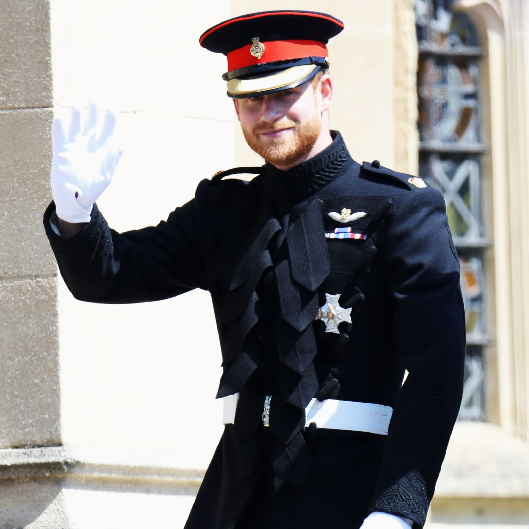 prince harry royal wedding outfit popsugar fashion prince harry royal wedding outfit