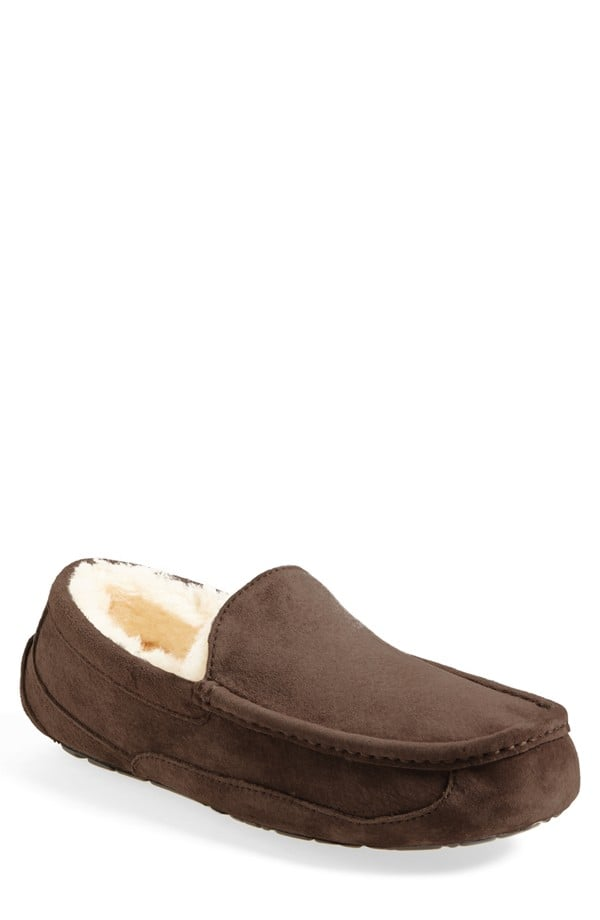 For the Gramps Who Loves His Sunday Paper: Ugg Australia Ascot Slipper