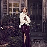 POPSUGAR: You have such an eye for jewelry/accessories, it's kind of become your signature. When did you first fall in love with jewelry? Olivia Palermo: At a very young age, my mom would take me to antique road shows and as I got older I grew to appreciate jewelry and enjoy wearing it.