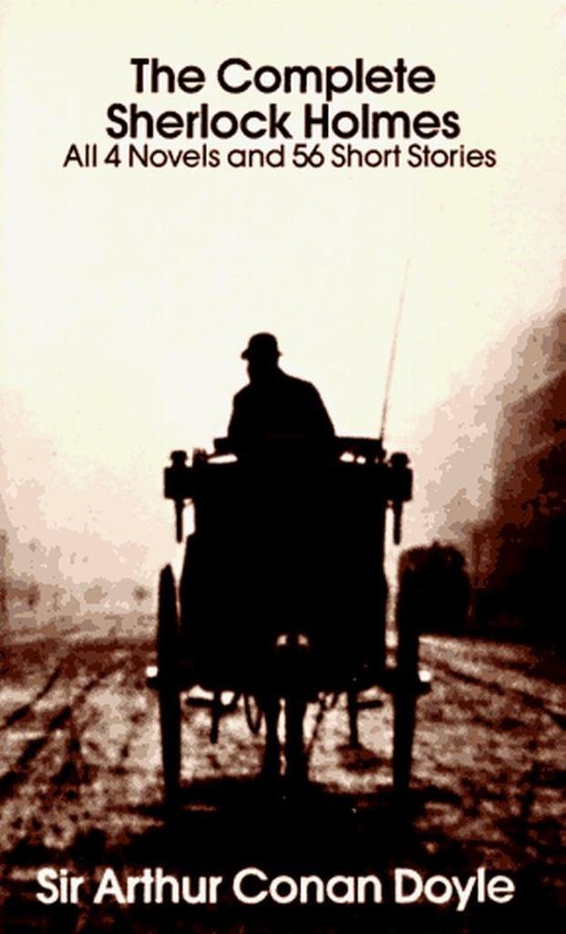 The Complete Sherlock Holmes by Sir Arthur Conan Doyle ($10, originally $14)