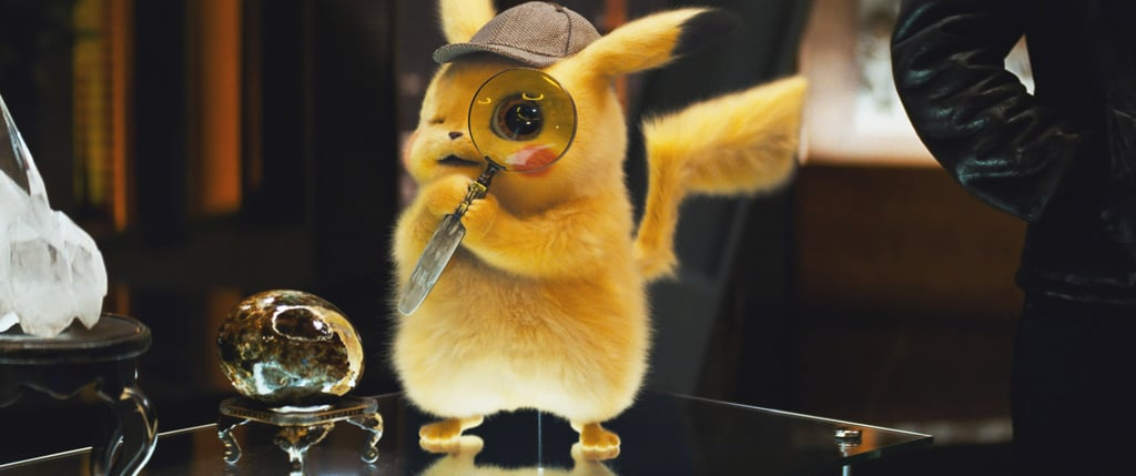 Detective Pikachu From Detective Pikachu