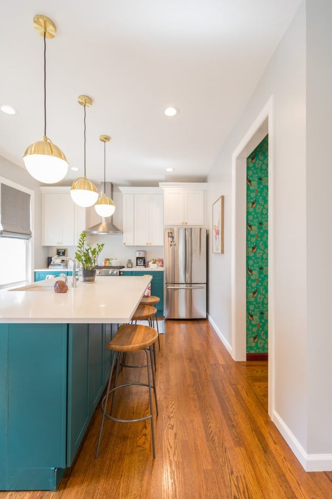 2019 Home Trend Two-Tone Kitchen Cabinets & 2019 Home Trend: Two-Tone Kitchen Cabinets | 2019 Home Trends ...
