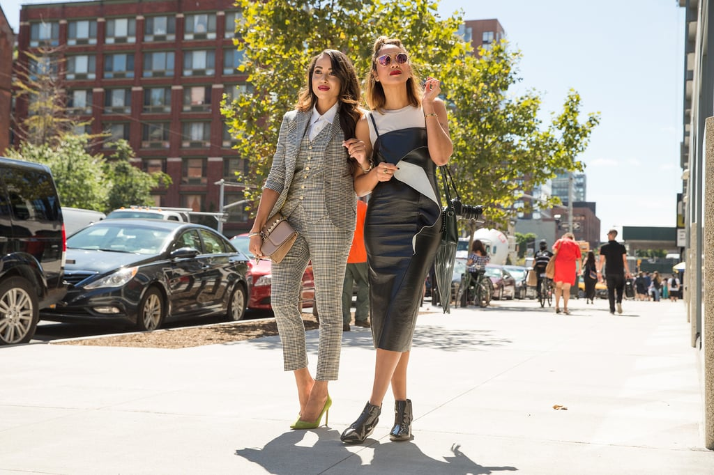 New York Fashion Week, Day 2
