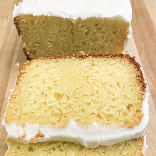 Starbucks Iced Lemon Pound Cake Copycat Recipe