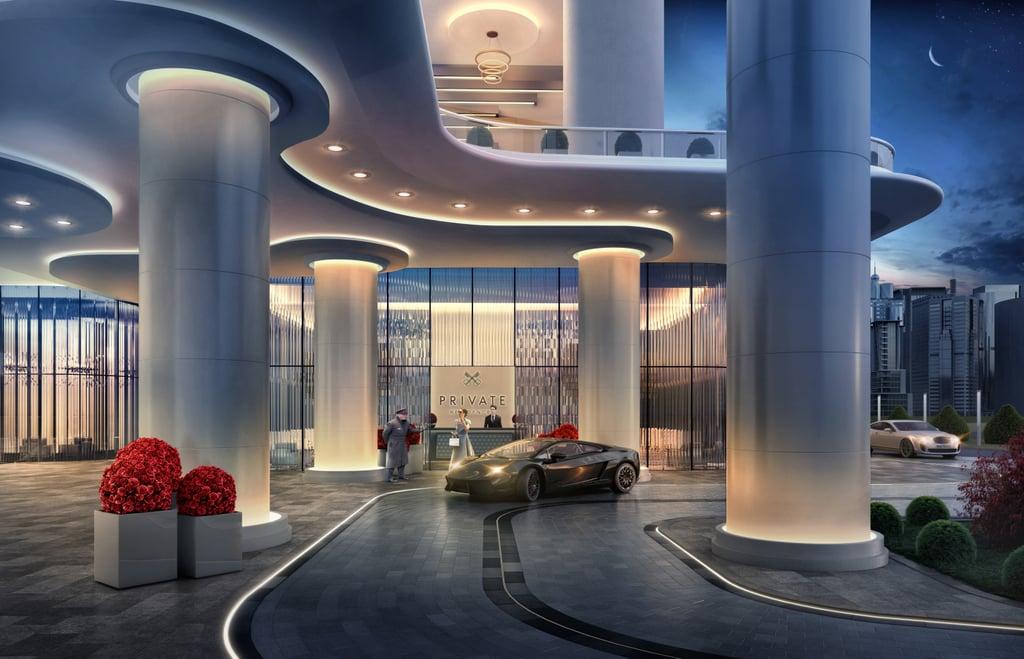 Dubai Dorchester Hotel Pictures