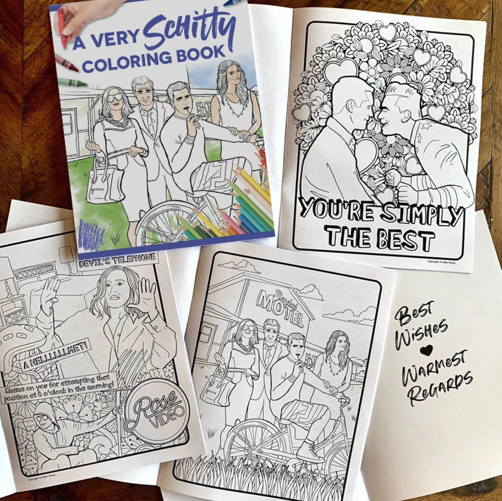 Shop the Coloring Book on Etsy!