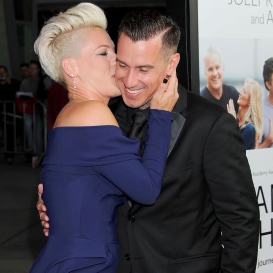 Pink's Valentine's Day Instagram For Carey Hart 2017