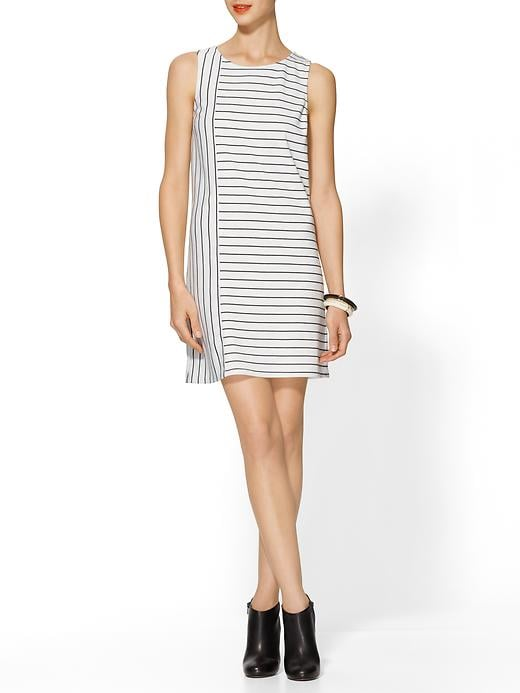 This Pim + Larkin Stripe Ponte Portofino shift ($50, originally $59) is your perfect work-to-weekend dress.