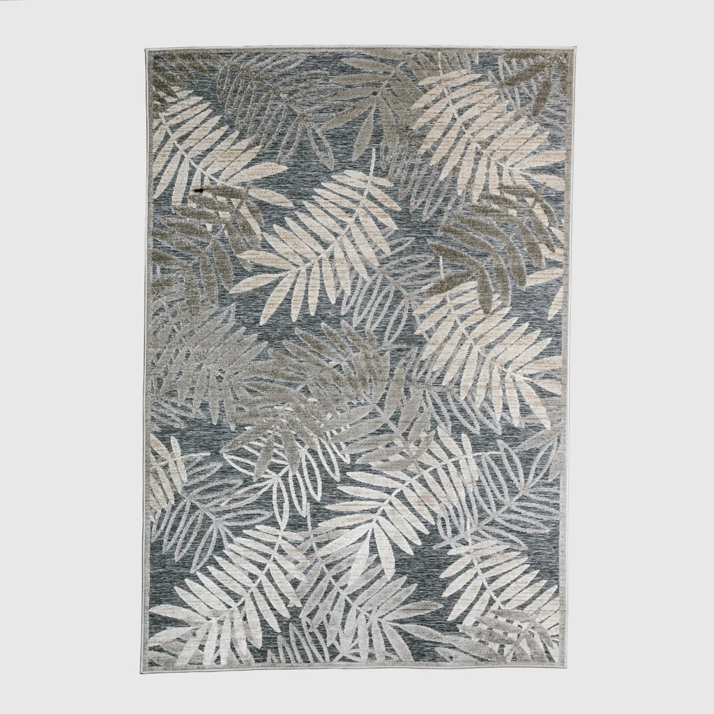 Reductive Palm Outdoor Rug