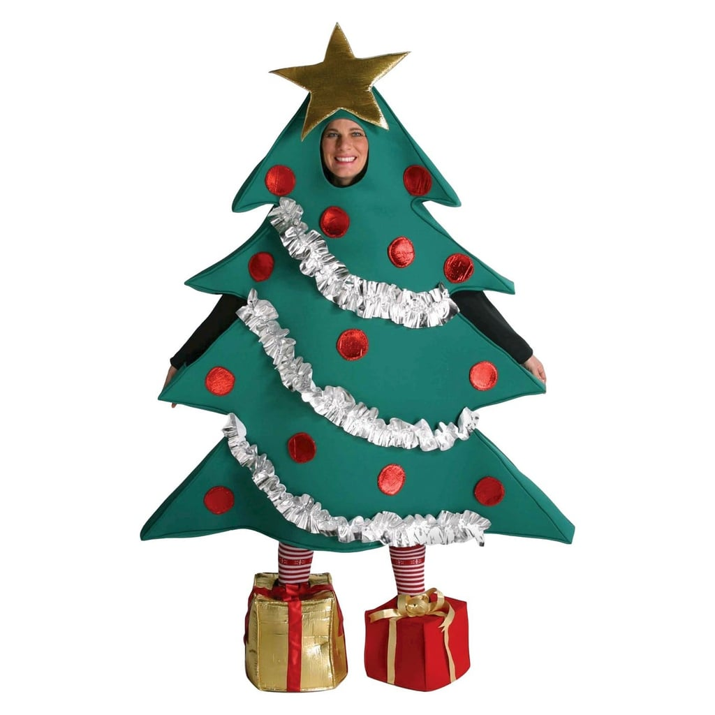 Christmas Shoe Tree.Wearable Christmas Tree Costume At Target Popsugar Family