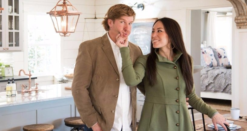 Winter DIYs From Joanna Gaines