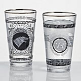 Stark Pub Glasses