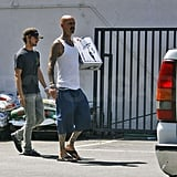 Photos of Shia Labeouf Shopping