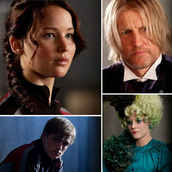 The Hunger Games Characters Pictures