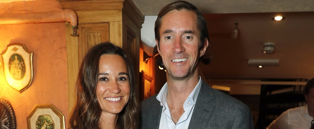 Pippa Middleton and James Matthews Make Their Public Debut as a Married Couple